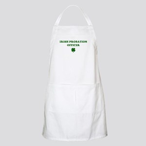 Probation Officer BBQ Apron