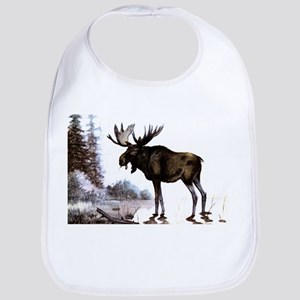 Moose (Front only) Bib