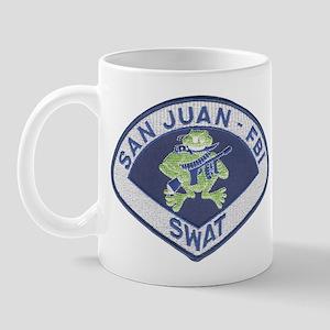 San Juan FBI SWAT Mug