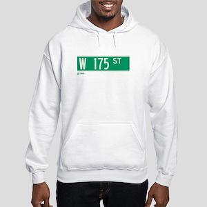 175th Street in NY Hooded Sweatshirt