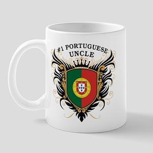 Number One Portuguese Uncle Mug