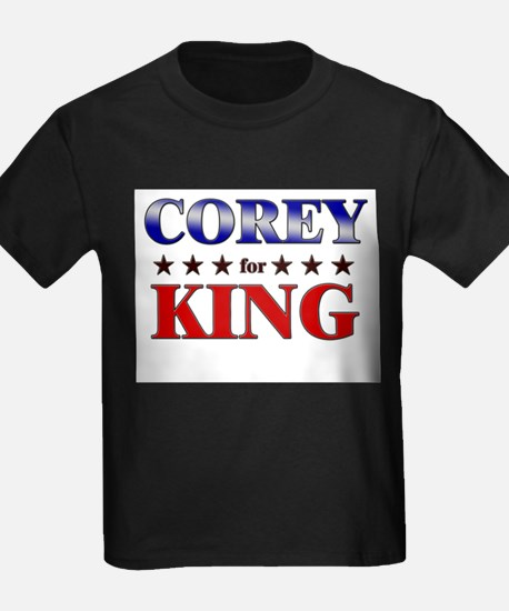 COREY for king T