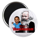 Reject Obammunism anti-Obama Magnet