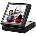 Reject Obammunism anti-Obama Keepsake Box