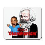 Reject Obammunism anti-Obama Mousepad