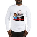 Reject Obammunism anti-Obama Long Sleeve T-Shirt