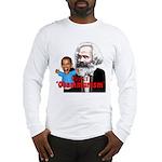 Reject Obammunism anti-Obama Long Sleeve T-Shirt