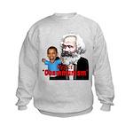 Reject Obammunism anti-Obama Kids Sweatshirt