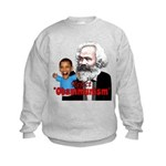 Reject Obammunism anti-Obama Kids Sweatshirt