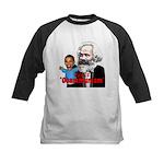 Reject Obammunism anti-Obama Kids Baseball Jersey