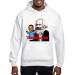 Reject Obammunism anti-Obama Hooded Sweatshirt