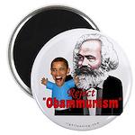 Reject Obammunism anti-Obama Magnet