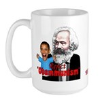 Reject Obammunism anti-Obama Large Mug