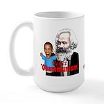 Reject Obammunism anti-Obama Large Mug