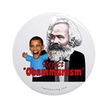 Reject Obammunism anti-Obama Ornament (Round)