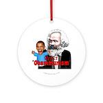 Reject Obammunism anti-Obama Ornament (Round)