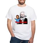 Reject Obammunism anti-Obama White T-Shirt