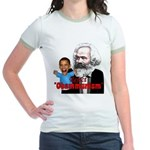 Reject Obammunism anti-Obama Jr. Ringer T-Shirt