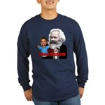 Reject Obammunism anti-Obama Long Sleeve Dark T-Sh