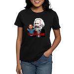 Reject Obammunism anti-Obama Women's Dark T-Shirt