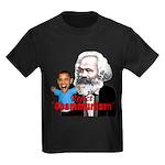 Reject Obammunism anti-Obama Kids Dark T-Shirt