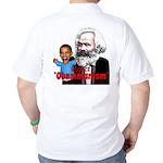 Reject Obammunism anti-Obama Golf Shirt
