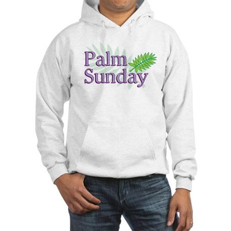 Palm Sunday Hooded Sweatshirt