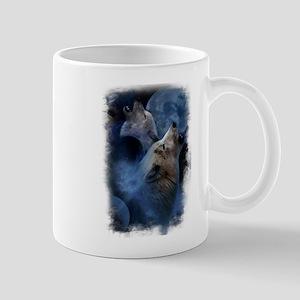 Wolf Wolves Mugs