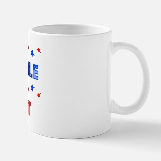 Labradoodle PRESIDENT Mug