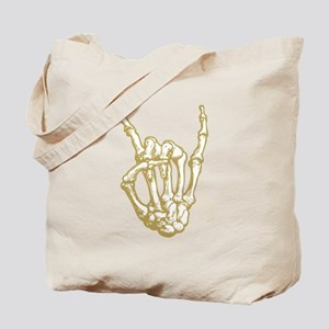 Rock in Bone Tote Bag