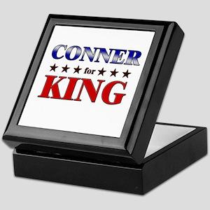 CONNER for king Keepsake Box