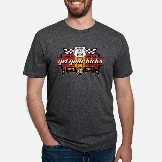 Get Your Kicks Men's T-Shirt