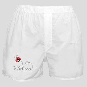Ladybug Melissa Boxer Shorts
