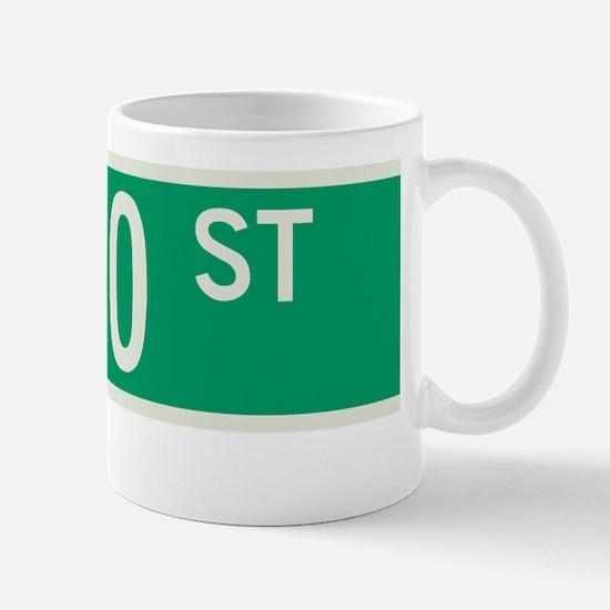 180th Street in NY Mug
