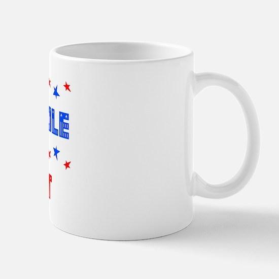 Goldendoodle PRESIDENT Mug