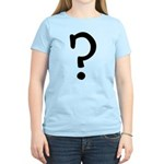 Question Everything Women's Light T-Shirt