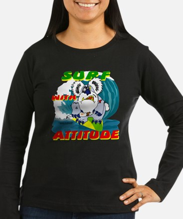 attisurfshrt.png Long Sleeve T-Shirt