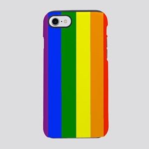 Rainbow iPhone 8/7 Tough Case