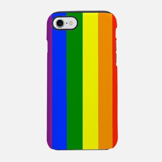 Rainbow iPhone 8/7 Tough Case