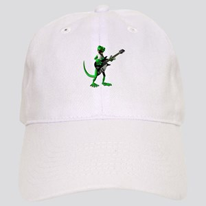 Electric Guitar Gecko Cap
