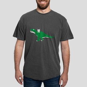 Cat Loves Dinosaur T-Shirt