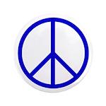 "Peace 3.5"" Button"