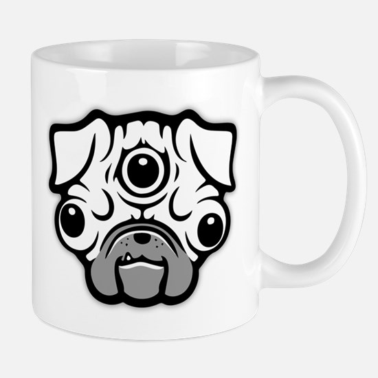 Pineal Pug Mug