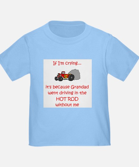 Hot Rod Cry - Grandad T