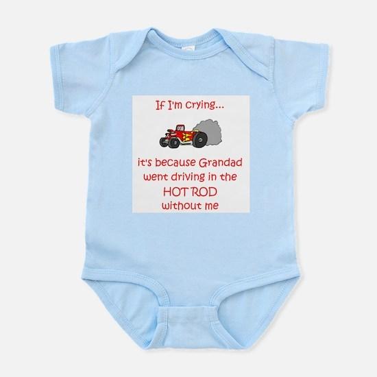 Hot Rod Cry - Grandad Infant Bodysuit