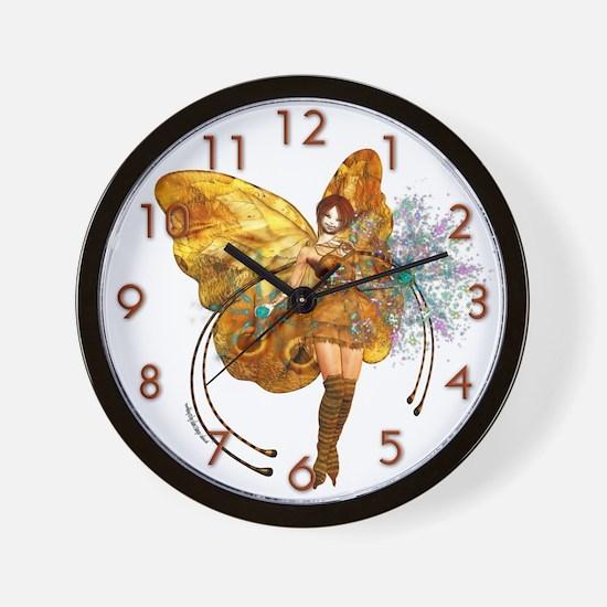 Sparkling Wall Clock
