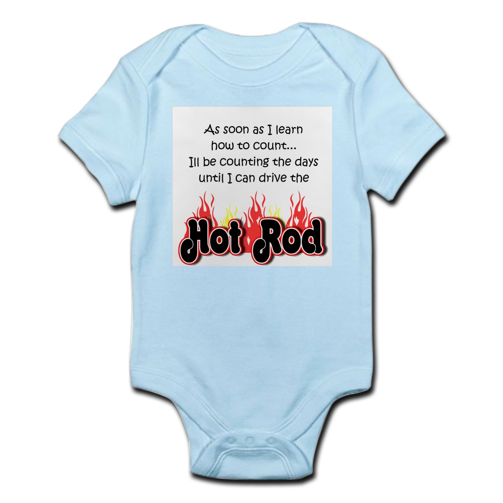 CafePress-Hot-Rod-Baby-Count-Infant-Bodysuit-Baby-Bodysuit-231746868 thumbnail 19