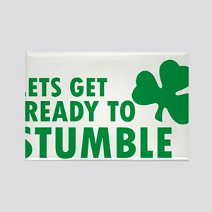 LETS GET READY TO STUMBLE ST. PATRICK'S DAY Rectan