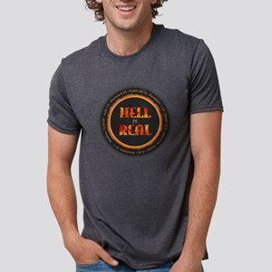 Hell is Real w Verses T-Shirt