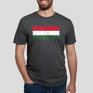 Flag of Hungary - Magyarország zászlaja T-Shirt